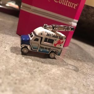RARE Juicy Couture Lobster Roll food truck charm